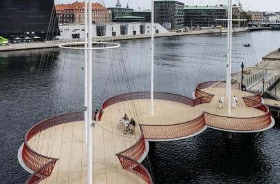 Cirkelbroen Bridge
