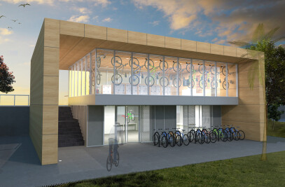ISTANBUL TECHNICAL UNIVERSITY BICYCLE HOUSE
