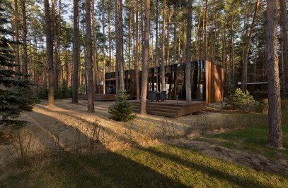 Guest houses in Relax park VERHOLY