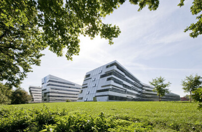 Science Park, Johannes Kepler University, Linz Upper Austria