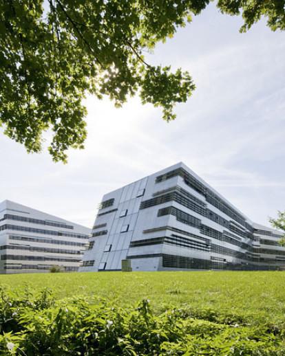 Science Park, Johannes Kepler University, Linz Upper Austria