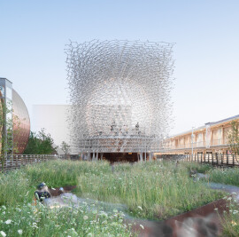 UK Pavilion Milan Expo 2015