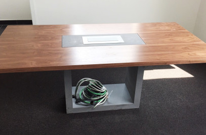 Elevato Business Meeting Table