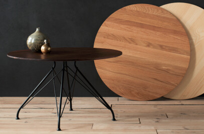 Wire Lounge Table