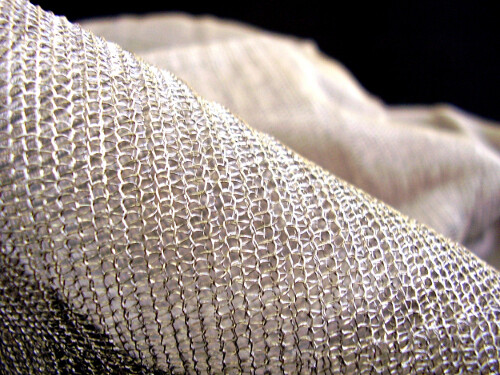 Dream11 stainless steel fabric
