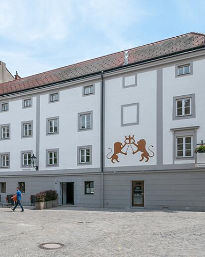 Residential Building Bäckerhaus