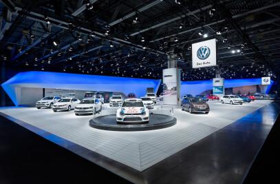 Volkswagen Moscow International Motorshow 2014
