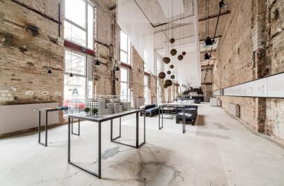 A space – lofts in berlin mitte
