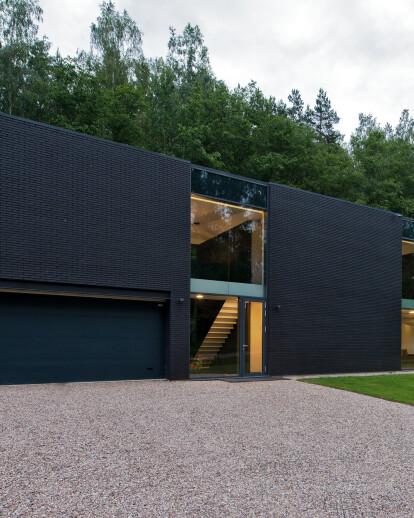 Family house in Minsk