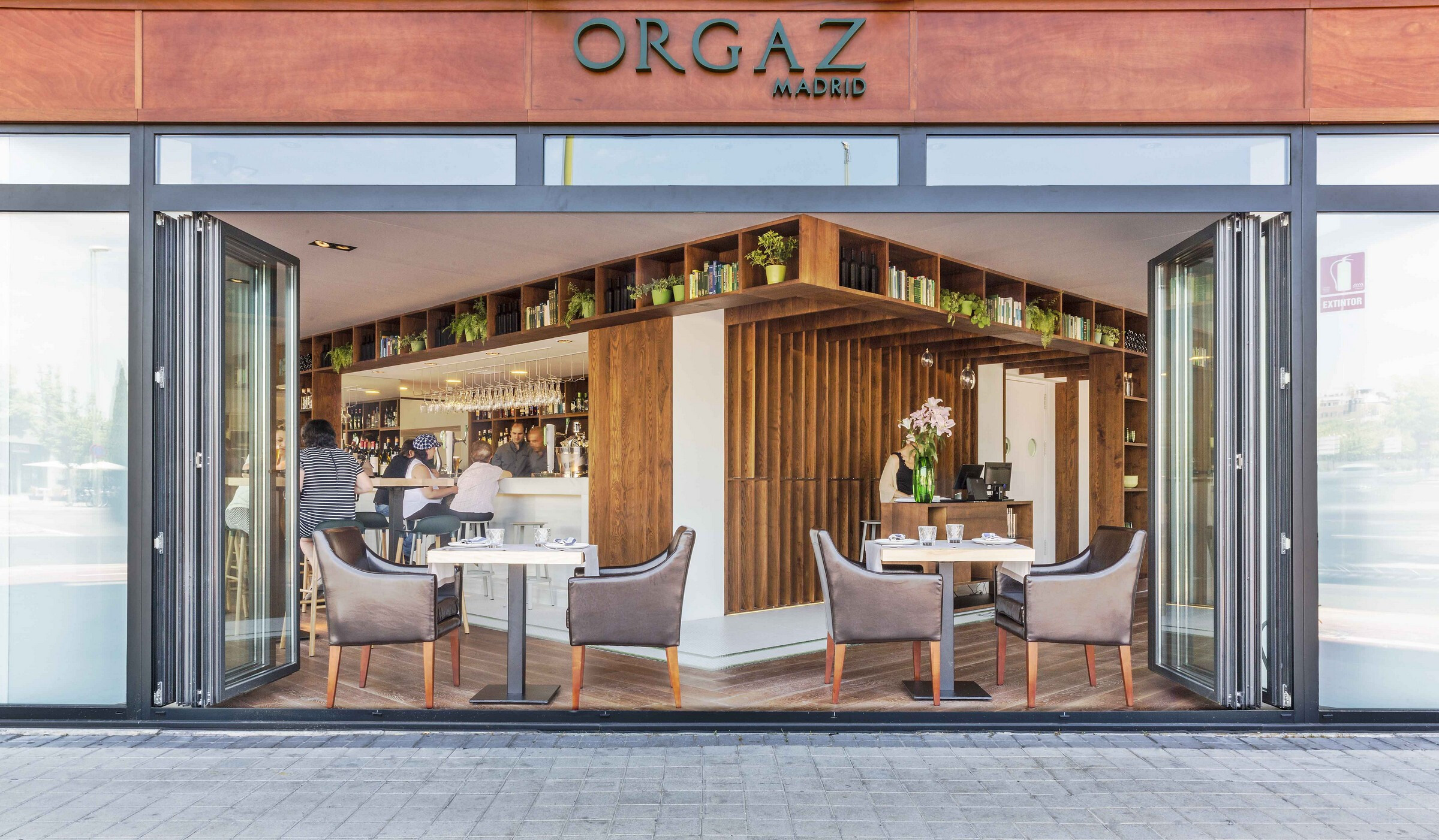 Orgaz Restaurant