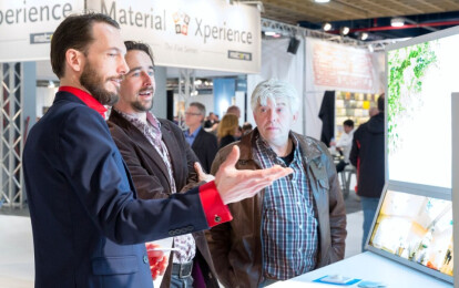 MATERIAL XPERIENCE 2016: 'THE FUTURE IS HERE'