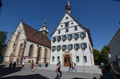 Rathaus Cannstatt