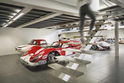 Supercar Workshop