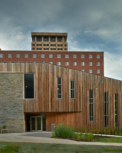 Syracuse University Sadler Hall Expansion And Renovation