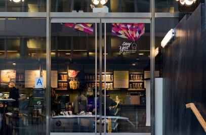 Starbucks 58 Madison