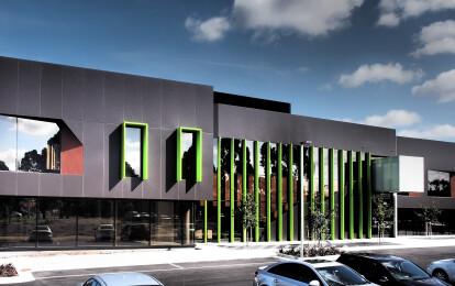 Billard Leece Partnership Pty Ltd Architects & Urban Planners