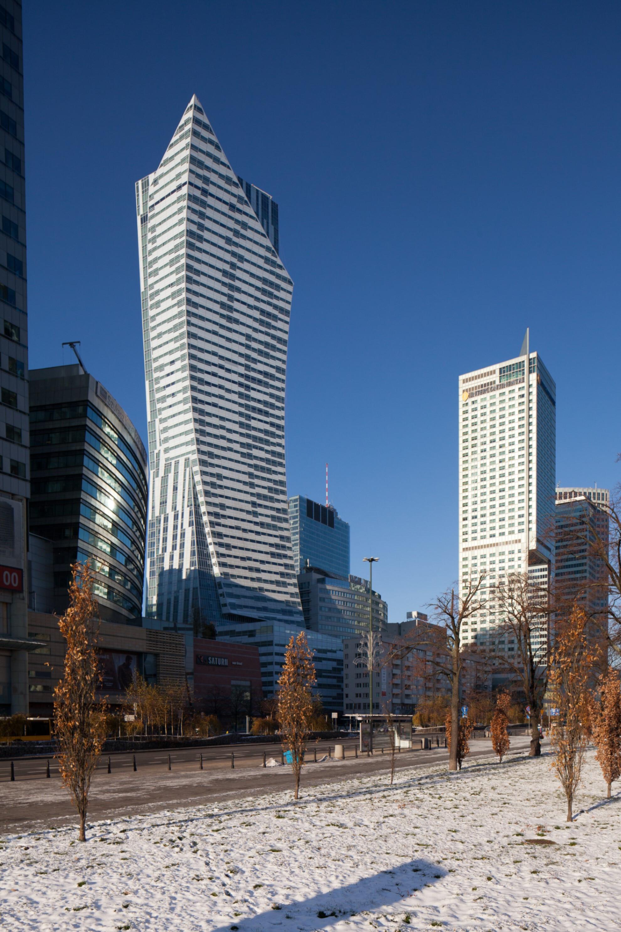 Zlota 44 Tower