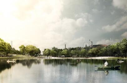 Transform central Helsinki into citizens park
