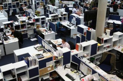 """Newsroom """"Österreich"""""""