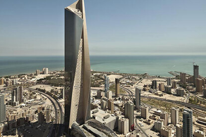AL HAMRA TOWER  Kuwait City, Kuwait