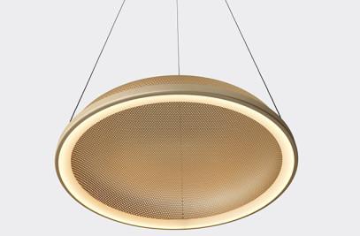 Mesh Space Pendant