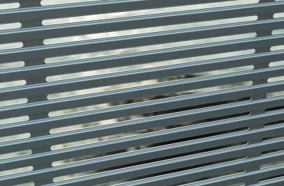 s_enro, the new all-aluminium blind