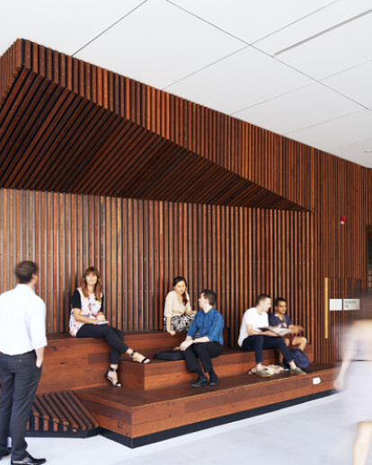 Queensland University of Technology D Block Creative Industries School of Design