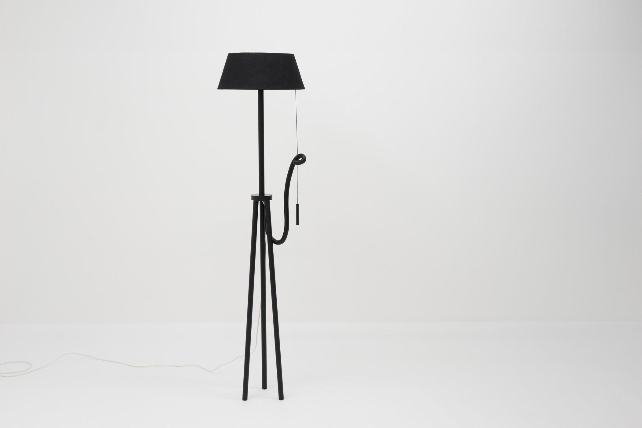 Angry Lamp