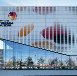 German Football Museum in Dortmund
