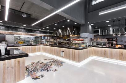 LIDL Restaurant
