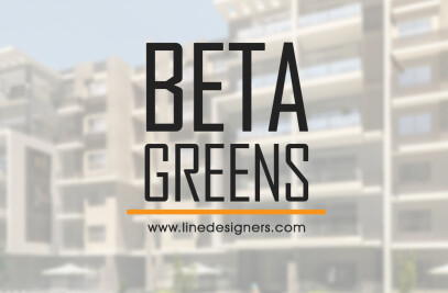 BETA Greens residential compound