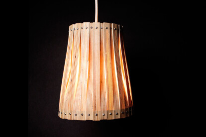 Upcycle lamp X