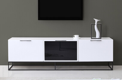 B-Modern: clean and minimalist TV consoles