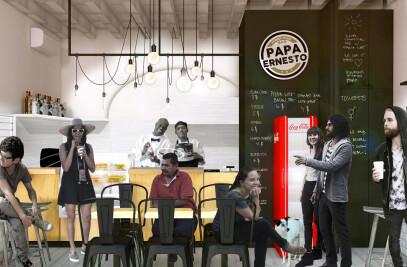 Papa Ernesto -Streetfood bar