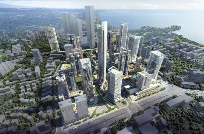 10 DESIGN | The Core of Zhuhai City Heart