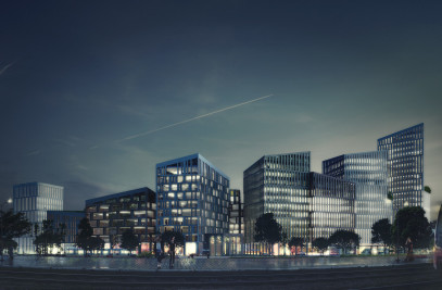 New urban development in Oslo
