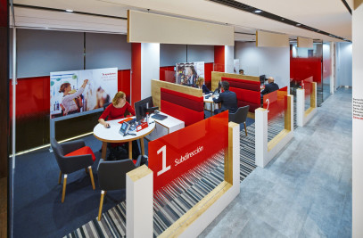 """Smart Red"" – Santander's Branch Of The Future"