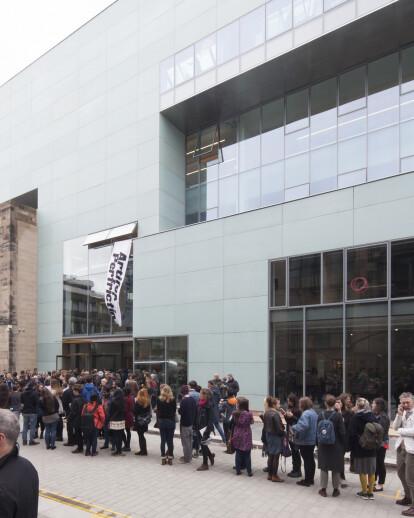 Seona Reid Building, Glasgow School of Art