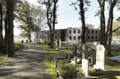 Cemetery Lisse