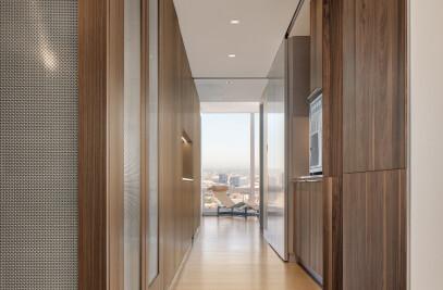 Luxury High-Rise Chicago Apartment