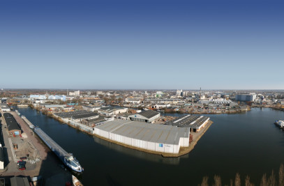 Havenkwartier Deventer