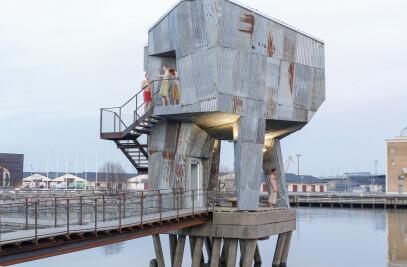 Allemänna Badet / Bathing Culture