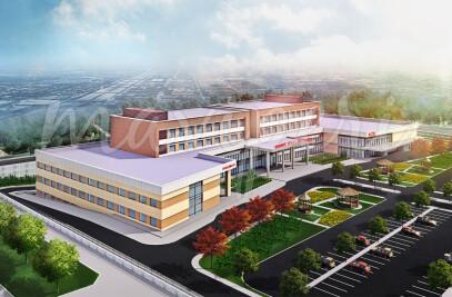 Balıkesir Burhaniye State Hospital
