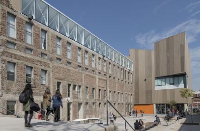 Campus Creativo (Creative Campus), Universidad Andrés Bello