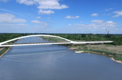 Küstrin bridge competition