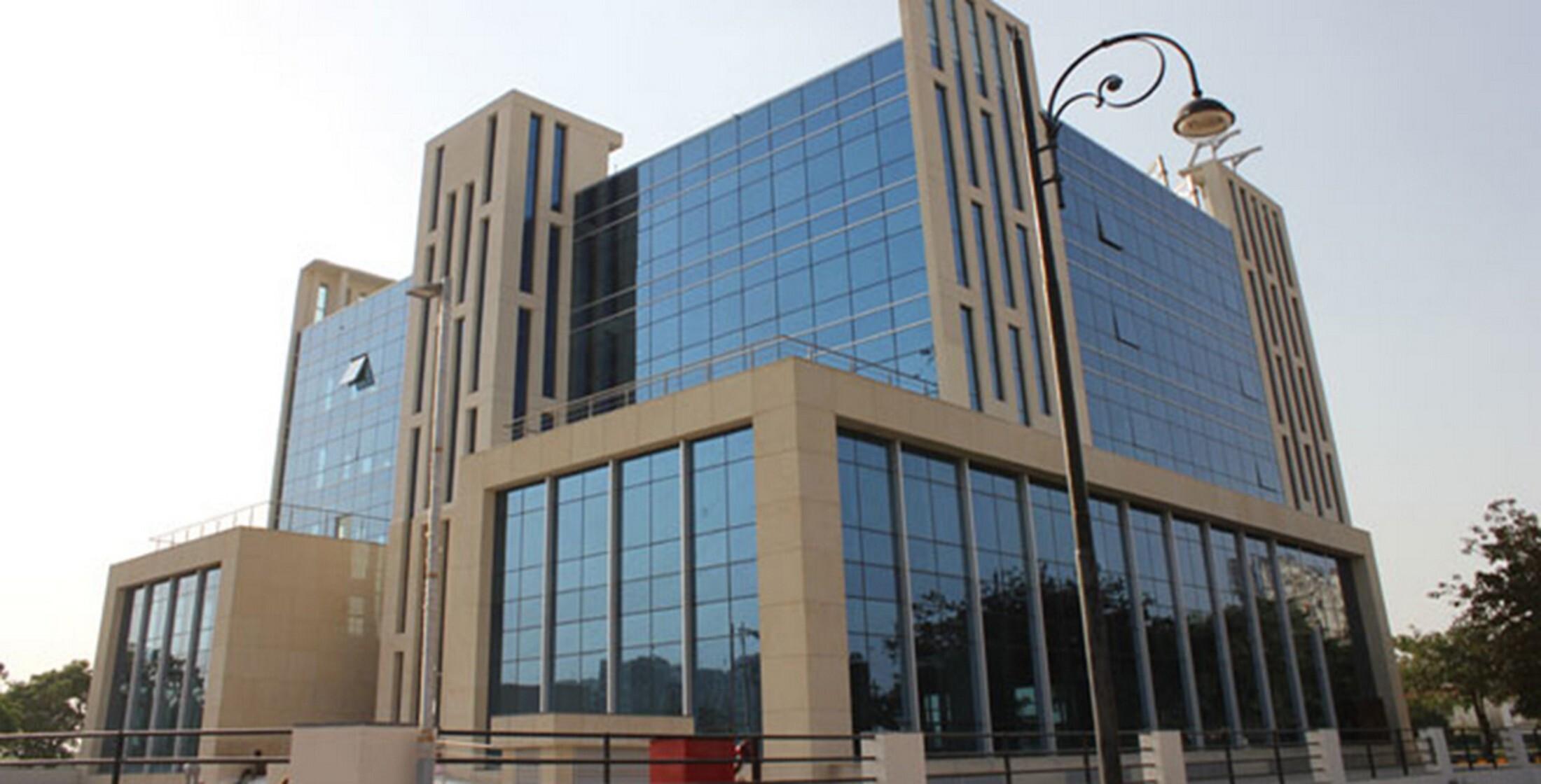 Eros Business Centre