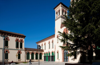 Reformation and Extension of The Hospital-Residential - Home of Granollers