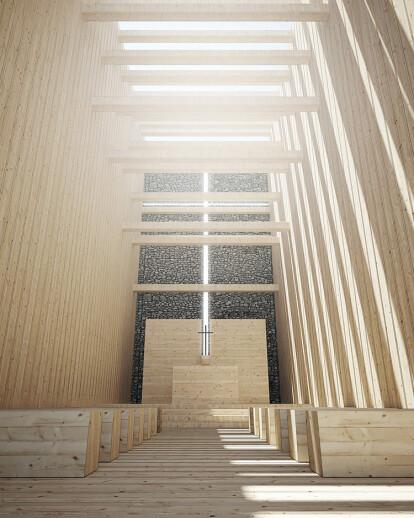 POLISH LOG CHURCH