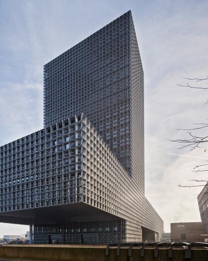 La Maison du Savoir, University of Luxembourg