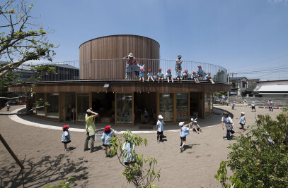 Chigasaki Zion Christian Church/Mihato Kindergarten